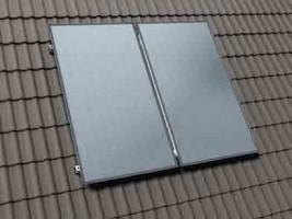 Монтаж върху наклонен покрив