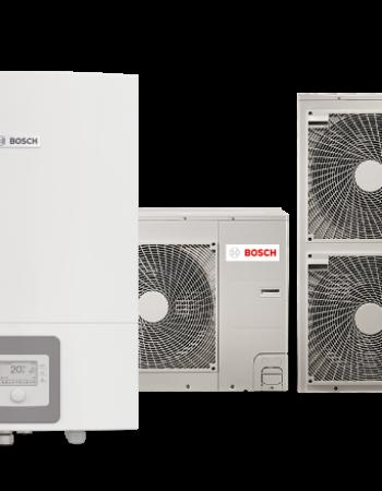 Bosch термопомпа