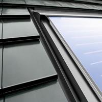 integriran montaj na solaren panel