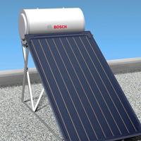 solarna sistema za topla voda bosch