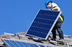 Изграждане на соларни системи